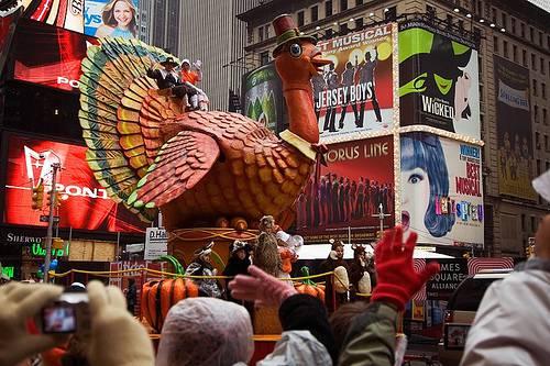 26 novembre 1789: negli Stati Uniti si celebra per la prima volta la festa del Ringraziamento