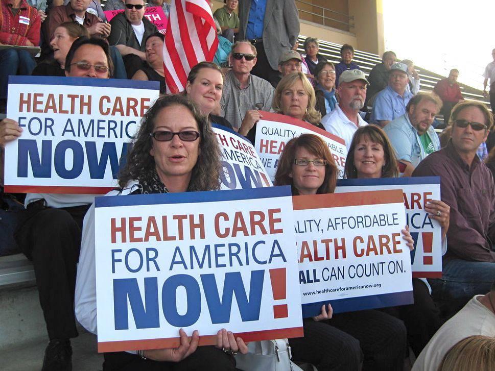 Negli Usa la Camera vota il blocco dei fondi destinati alla riforma sanitaria
