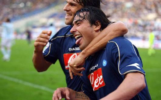 """Gazzetta: notte da """"sballo"""" per il Napoli, Champagne e multe per Lavezzi & co"""