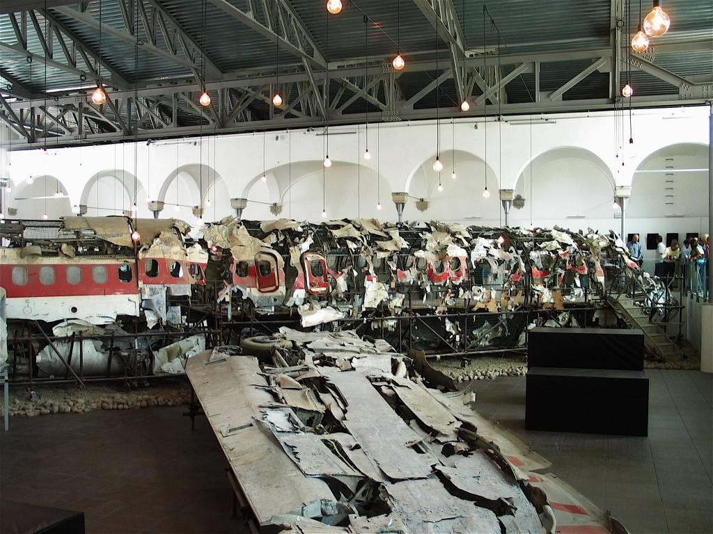 Ustica: la strage del Dc9 Itavia provocata da un missile o da una collisione