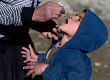 Vaccino contro poliomielite (Getty images)