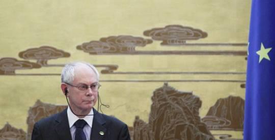 Bilancio Ue: Van Rompuy presenta bozza da 908 miliardi