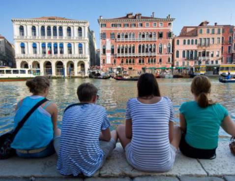 Turisti a Venezia (Getty Images)