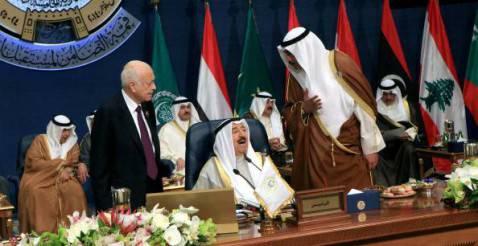 Vertice Lega Araba (Getty images)