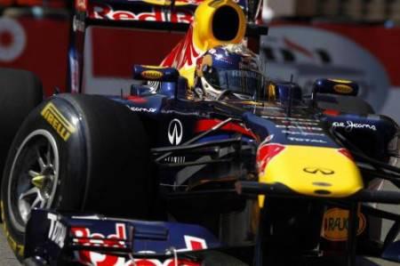 Formula 1: Vettel trionfa al Gran Premio d'Italia di Monza. Alonso terzo