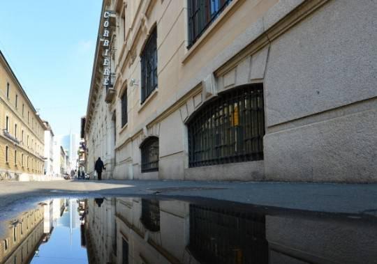 Rcs vende lo storico palazzo del Corriere della Sera in via solferino