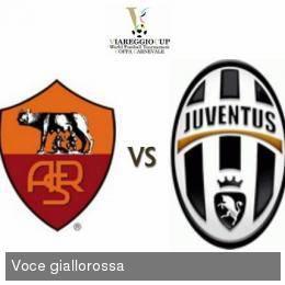 Viareggio Cup 2012, la Juventus vince contro la Roma per 2 a 1
