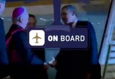 Video della Casa Bianca su visita di Barack Obama in Italia (screen shot youtube)