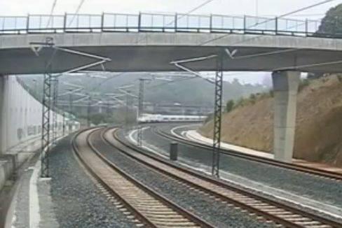 Lo spaventoso video dell'incidente ferroviario in Spagna (guarda)