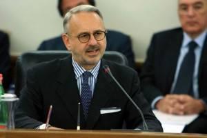 Il vicepresidente del Csm Michele Vietti