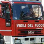 Incendio a Viterbo: una vittima, grave un ragazzino disabile