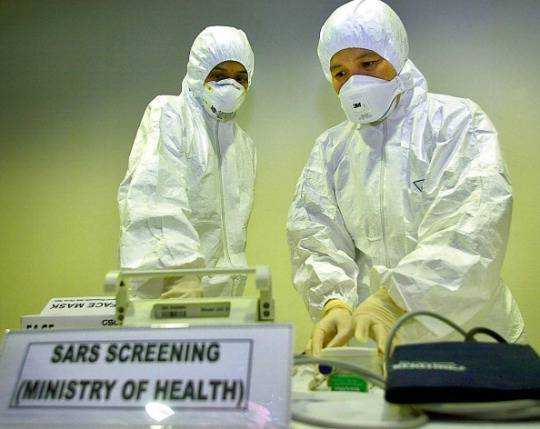 Arabia Saudita: cinque morti per virus simile alla Sars
