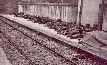 Il disastro di Balvano (foto Military Railway Service, pubblico dominio)