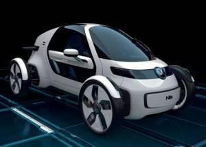 volkswagen nils frontale 300x215 Volkswagen Nils: lelettrica sarà presentata a Francoforte