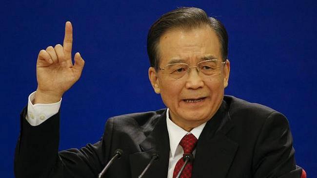CINA / Wen Jiabao, il premier cinese in visita da Napolitano
