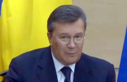 Ex presidente ucraino Viktor Yanukovich (Getty images)