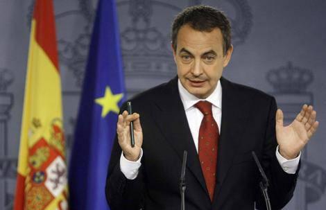 Spagna: Zapatero annuncia delle elezioni anticipate