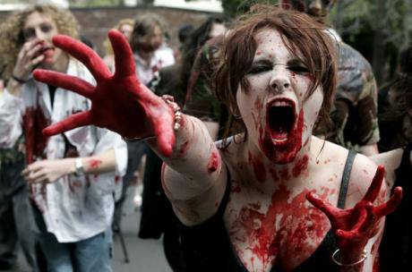 Droga-Zombie, prete blocca due anziani armati fino ai denti sotto l ...